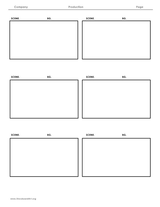 Resources  Storyboard Art