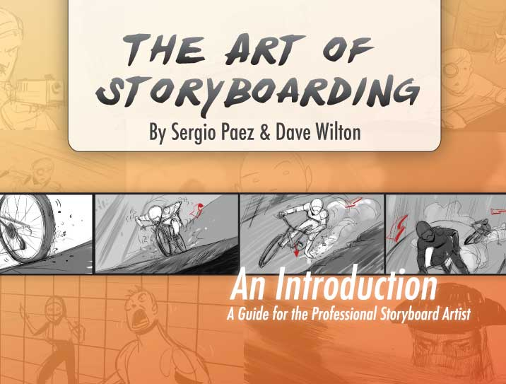 Special Sale Price The Art of Storyboarding An Introduction With Sergio Paez