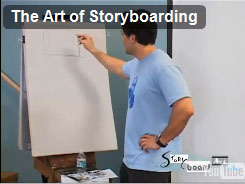 "The ""Art of Storyboarding"" begins this Saturday!"