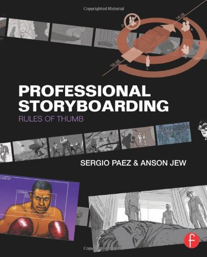 Storyboarding Rules of Thumb Review by Parka