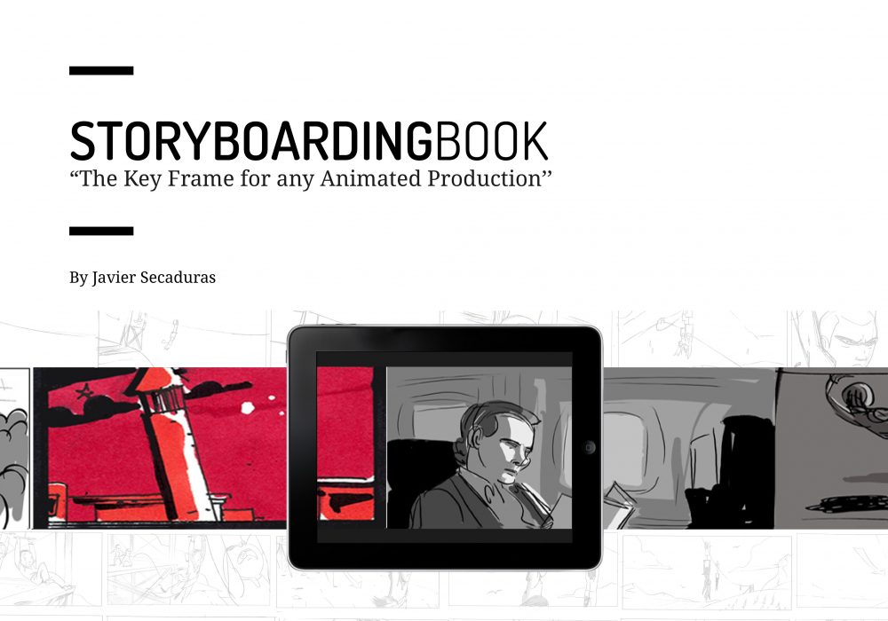 STORYBOARDING BOOK APP by Javier Secaduras